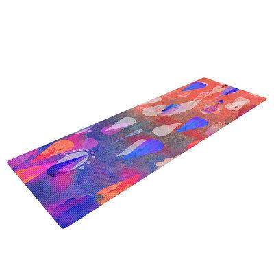 Kess Inhouse Bindi Dreaming by Nikki Strange Yoga Mat