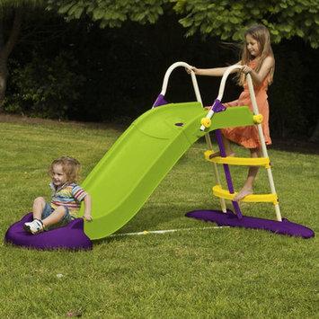 Tot's Play Playground Equipment. 7 ft. Fun Slide