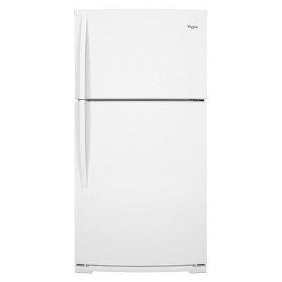 Whirlpool 21 Cu. Ft. Top Freezer Refrigerator - WRT311SFYW