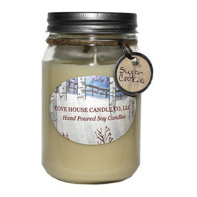 Covehousecandleco Honeysuckle Jar Candle