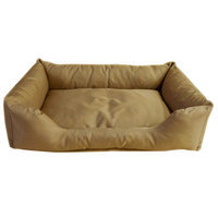 Carolina Pet Company Carolina Pet Olive Brutus Tuff Kuddle Pet Bed Lounger