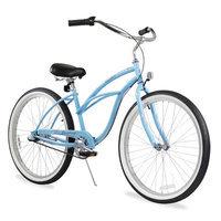 Firmstrong Women's Urban Lady Three-Speed Beach Cruiser Bike