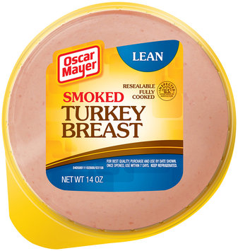 Oscar Mayer Lean Smoked Turkey Breast 14 oz. Pack