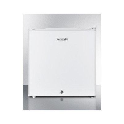 Summit Appliance 1.4 cu. ft. Upright Freezer in White with Lock FS21L