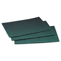 3m 08293 Scotch-brite Commercial Scouring Pad 6 X 9 60/carton
