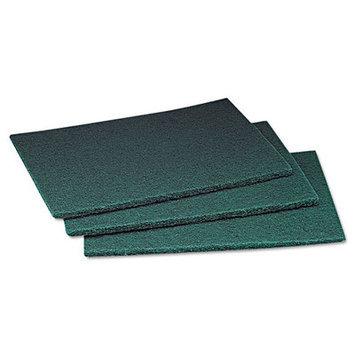 3m 08293 Scotch-brite Commercial Scouring Pad 6 X 9 60/carton