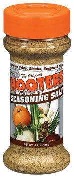 Hooters  Seasoning Salt 6.5 Oz Shaker