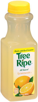 Tree Ripe® All Natural Lemonade 13.5 fl. oz. Bottle