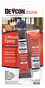 Devcon® Home 5 Minute® Epoxy