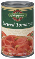 Haggen Stewed Tomatoes 14.5 Oz Can