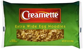Creamette® Extra Wide Egg Noodles 12 oz. Bag