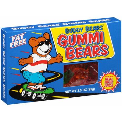 Buddy Bears® Gummi Bears 3.5 oz. Box
