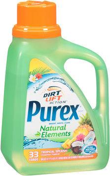 Purex® Dirt Lift Action™ Natural Elements® Tropical Splash® 50 fl.oz. Plastic Jug