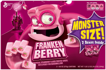 Franken Berry® Cereal