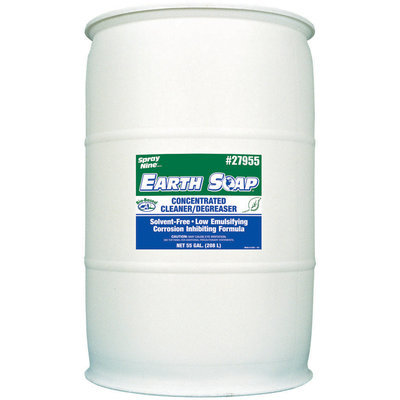 Spray Nine® 27955 Earth Soap Conentrated Cleaner/Degreaser Cleaner/Degreaser 55 Gal
