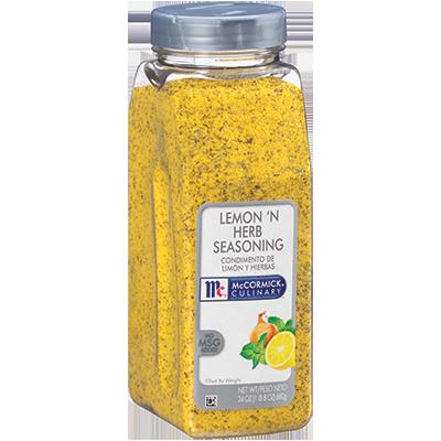 McCormick Culinary® Lemon 'N Herb Seasoning
