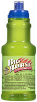 Big Burst Kiwi Strawberry Drink 16 fl. oz. Bottle