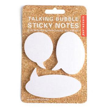 Kikkerland Sticky Notes Type: Talking Bublle