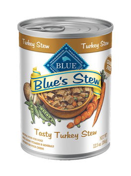 THE BLUE BUFFALO CO. BLUE™ Blue's Stew® Tasty Turkey Stew For Adult Dogs