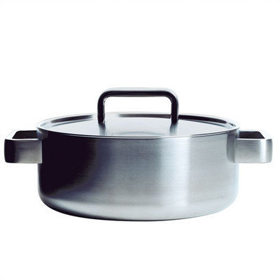 iittala Tools Stainless Steel 2 Qt. Casserole With Lid
