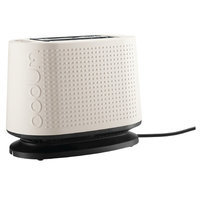 Bodum Bistro 10709-913 2 Slice Toaster - Off White