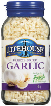Litehouse Freeze Dried Garlic 45 G Jar