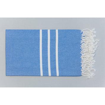 Antiochia Classic Bath Towel Color: Royal Blue