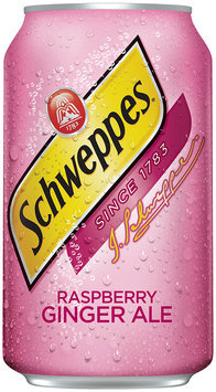 Schweppes Raspberry Ginger Ale