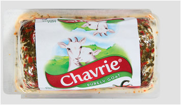 Chavrie® Mild Goat Cheese with Sundried Tomato and Garlic 4 oz. Package