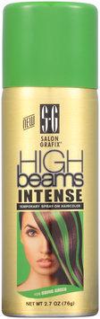 Salon Grafix® High Beams Intense Temporary Spray-On Haircolor #26 Going Green 2.7 oz. Can