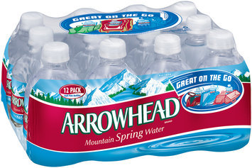 Arrowhead® Minis to Go 100% Mountain Spring Wate