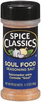 Spice Classics® Soul Food Seasoning Salt 5.12 oz. Shaker