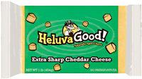 Heluva Good Extra Sharp Cheddar Cheese 1 lb