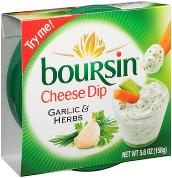 Boursin® Garlic & Herbs Cheese Dip