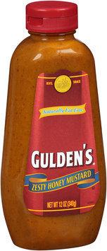Gulden's® Zesty Honey Mustard 12 oz. Bottle