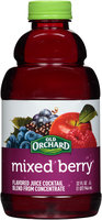 Old Orchard® Mixed Berry Juice Cocktail 32 fl. oz. Bottle
