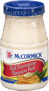 McCormick® Real Mayonnaise 14 fl. oz. Jar