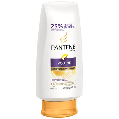 Pantene Pro-V Fine Hair Solutions Volume Conditioner