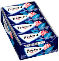 Trident Perfect Peppermint Sugar Free Gum