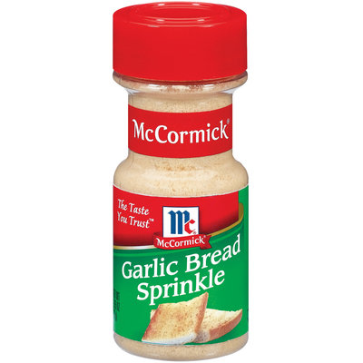 Specialty Blends  Garlic Bread Sprinkle 2.75 Oz Shaker