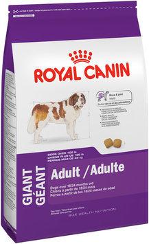 Royal Canin Giant Adult Dog Food 35 lb. Bag