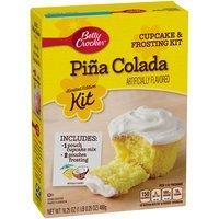 Betty Crocker™ Limited Edition Pina Colada Cupcake & Frosting Kit 16.25 oz. Box