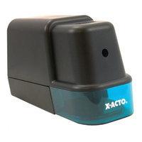Alvin 19221 X-Acto 2000 Electric Sharpener - Black