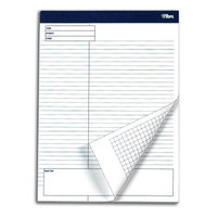 Tops Business Forms Planning Pad,w/Margin Task Li