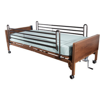 Drive Medical 15033bvpkg2 Delta Ultra Light Full Electric Bed