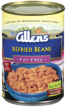 The Allens Fat Free Refried Beans