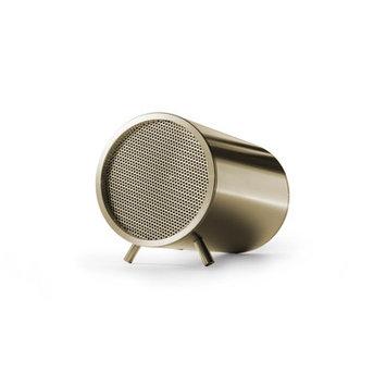 Leff Amsterdam Tube Audio Speaker Color: Brass