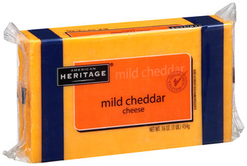American Heritage® Mild Cheddar Cheese