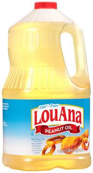 Lou Ana® 100% Pure Peanut Oil 128 fl oz. Jug