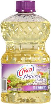 Crisco® Natural Blend Oil 32 oz.